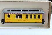Ho-roundhouse 3790 Barnum And Bailey Circus Business Car New Kit