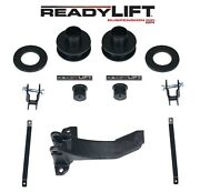Readylift 66-2515 2.5 In. Front Leveling Kit Coil Spacers