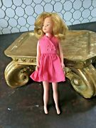 Vintage Tressy Rare Little Sister Cricket Doll Great Growing Hair 2
