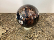 Rare Usbc The Walking Dead Zombies Zombie Bowling Ball 2016
