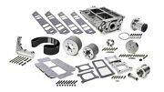 The Blower Shop 2711 Bbc Intake And 671 Drive Accessory Kit 2v.
