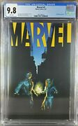 Marvel 3 2021 Cgc 9.8 Alex Ross Power Man And Iron Fist Negative Cover 2 Exist|