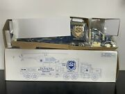 New Jersey State Pba Police Helicopter Swat Toy Truck 1/32 Taylor 2000 New
