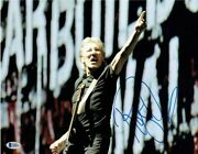 Roger Waters Pink Floyd Autographed Signed 11x14 Photo Certified Beckett Bas Coa