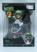 First 4 Figures Luigiand039s Mansion 3 Luigi 9 Pvc Painted Statue Adult Collectible