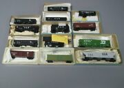 Athearn Roundhouse And Walthers Ho Assorted Freight Car Kits [13]/box