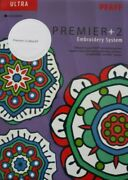 Viking And Pfaff Premier Plus + 2 Ultra Sewing Embroidery Software System