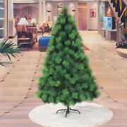 5ft Christmas Tree Artificial Holiday Faux-pine Xmas Pvc Trees Home W/ Stand