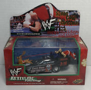 Road Champs Wwf Attitude Racing Stone Cold Christmas Dragster Wwe Jerry Toliver