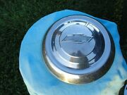 1951 1952 1953 Chevrolet Hub Cap Wheel Cover Dog Dish 1950and039s Vintage