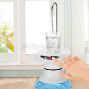 Wireless Water Pump Rechargeable Electric Usb Auto Water Bottled Dispenser Usb