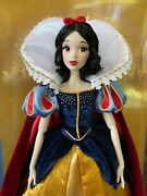 Disney Store Resort Shanghai Grand Opening Limied Edition Snow White Doll Le1200