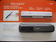 Neatreceipts Mobile Scanner And Neatworks Software Digital Filing System With A