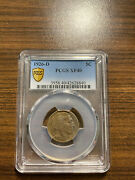 1926-d Buffalo Nickel 5c Pcgs Extra Fine 40 Xf 40 Type 2 Five Cents In Recess
