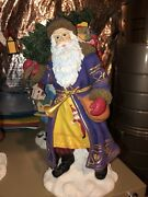 Pipka -- Russian Father Christmas -- Memories Of Christmas -artist Proof Signed
