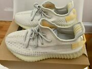 Adidas Yeezy Boost 350 V2 Light Gy3438 Sizes 8 Mens In Hand Free Shipping