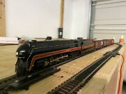 Ho Scale Dcc And Sound Norfolk And Western 613 J Class Steam Locomotive.