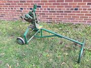 Greenlee 1800 Mechanical Pipe Bender For 1/2 3/4 And 1 Imc S/ West Minnesota