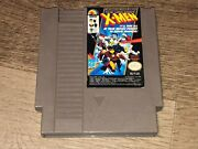 The Uncanny X-men Nintendo Nes Cleaned And Tested Authentic