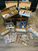 Sports Cards | 1987 - 1993 | Huge Lot + Coins
