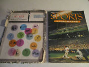 First Issue Sports Illustrated Magazine Aug 16 1954 W/27 Baseball Cards And Sleeve