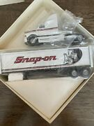 Winross Snap-on Tools 1993 Special Limited Edition Ford Aeromax Tractor Trailer