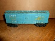 Lionel Gauge Post War Airex Spinning Tackle Boxcar Excellent Ready To Run 6044