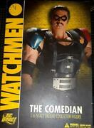 Watchmen The Comedian 16 Scale Deluxe Figure 28 Point Articulation Dc Direct