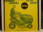 Sturgill Simpson Cuttinand039 Grass Vol. 1 2x Green And Yellow Vinyl Lp Indie Store