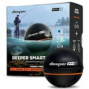 Deeper Pro Plus 2 Castable And Portable Gps Enabled Fish Finder For Kayaks Boats