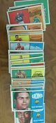 1964 Topps Canadian Football - Complete Set 88