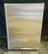 U-line Uore124ss01a 24 Outdoor Refrigerator Convection Cooling Stainless Rh
