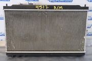 1998 98 Acura Integra Coupe Gs-r B18c1 Aftermarket Radiator And Cooling Fan 4512