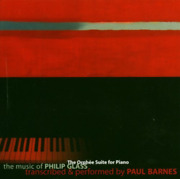 Glass Philip-the Orphee Suite For Piano - Paul Barnes Piano Cd New