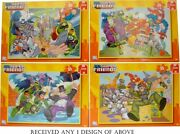 Super Friends Assorted 35 Piece Jigsaw Puzzle Brand New Gift