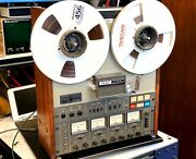 Teac A-3440 4-channel Reel To Reel Player/recorder