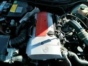 1998-2000 Mercedes Slk230 2.3l Engine Motor With 81k All Accessories Included