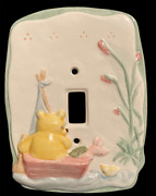 Winnie The Pooh Light Switch Cover Plate Charpente Disney Classic Wall Piglet