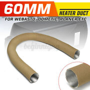 60mm Heater Duct Hot And Cold Air Ducting Pipe Hose For Webasto Diesel Heater Us