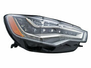For 2012-2013 Audi A6 Headlight Assembly Right Hella 48744zy
