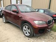 2008-2014 Bmw X6 Left Front Driver Fender Red Without Headlamp Washers  636563