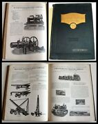 1929 First Composite Catalog Oilfield And Pipeline Equipment Oil Weekly Texas