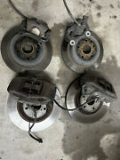 2014 Lexus Gs350 Original Rotors And Calipers And Barely Used Bremo Brake Pads
