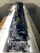 Nib Lgb 20892 Sumpter Valley Mallet Steam Locomotive And Tender Sound And Steam New