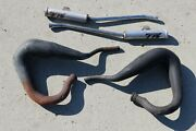 Yamaha Banshee Toomey T3 T4 T5 T6 Exhaust Pipes And Silencers 1987-2006 J