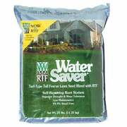 Water Saver 25 Lb. 2500 Sq. Ft. Coverage Tall Fescue Grass Seed 11625
