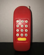 Vtg Little Tikes Red Phone Pretend Toy Replacement Playhouse Kitchen Work Bench