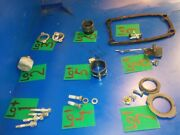 Lots Suzuki 25hp Dt25 30hp Mount Rubber Seal Screws Bushing Link Lever Bolts