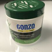 Gonzo Natural Magic Fragrance Gel - 14 Ounce - Absorbs And Eliminates Odors In Y