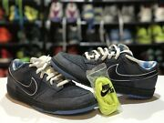 Nike Dunk Sb Low Qs Nsw Blue Lobster 100 Authentic With Extra Laces Size 12